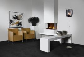 Faber Glen Dimplex sfeerhaard 3 Step Opti-myst nieuwste model!