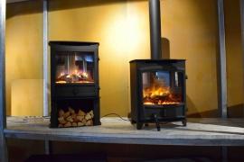 Charlten & Jenrick Fire Fireline vrijstaande modellen FP en FX